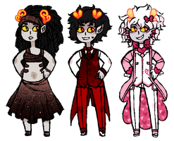 fantroll adoptables 10 -VALENTINES EVENT/CLOSED- by ashlooloo