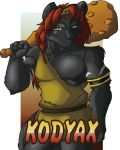 Kodayx Con Badge by EvonAllure