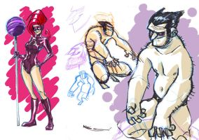 sketches1 by flavianos