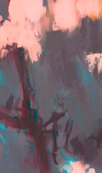 Midnight Forest (Original) by Alex-Chow
