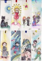 Bookmarks by GalacticDustBunnies