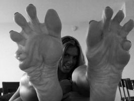 Webbed Toes Test by Metrograph