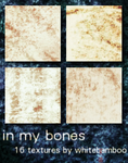 Texture Set 34 by white-bamboo