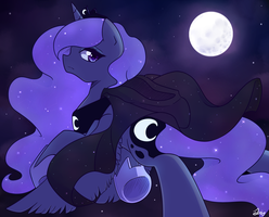 You Can't Come With Me by JoyfulInsanity
