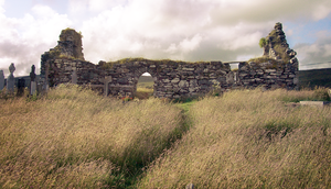Ruin in Ireland by LovelyNearly
