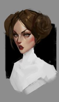 Leia by Junica-Hots