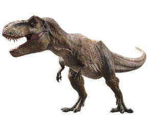 Jurassic World Fallen Kingdom: Tyrannosaurus V3 by sonichedgehog2