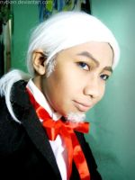 Cosp: Me as Vlad Masters by nycken