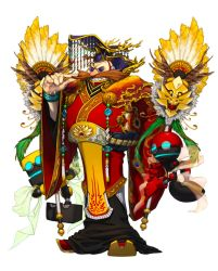 Eggman the Eclipse Emperor by inualet