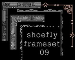 frame set 09 by shoe-fly