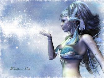Winter's Kiss by vaia