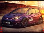 Ford Fiesta Dirty by tuninger