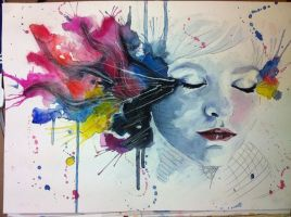 Colors and truth by Arlene-Devon