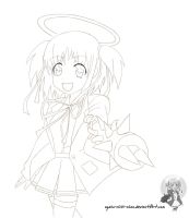 Club of Justice xD - lineart by ayako-chibi-chan