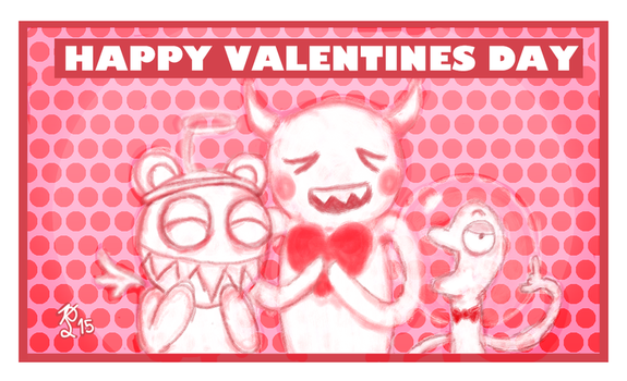 Happy Valentines Day by KLM3
