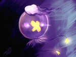 30 Day Monster Challenge - Day 1 - Drifloon by sp00ntane0us