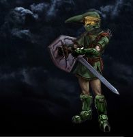 The Master Link by fullmetalcartunist