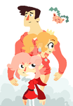 Pretty in Pink by LaundryPile
