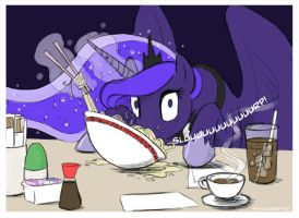 Her Royal Ramen - Thank you for 15000 views! by JoieArt