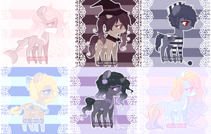 Adopts | Closed by halcyondrop