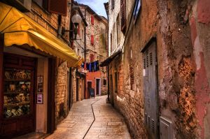 Croatian Streets II. by realityDream