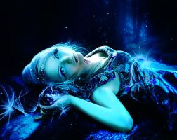 Blue Magic by Miss-deviantE