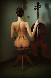 Signs Of Cello by ArtofdanPhotography