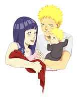 NaruHina by EvaMcCoy