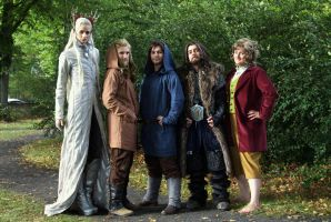The Hobbit: Group by MorbusParkinson