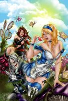 Tea Party by TVC-Designs
