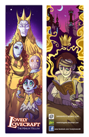 .LL Bookmarks - The King in Yellow. by MalakiaLaGatta