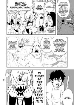 IPODODBOY Chapter 2: Member of marumura PAGE: 28 by MustaYaki