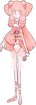 blossom pearl(closed) by MeruRei