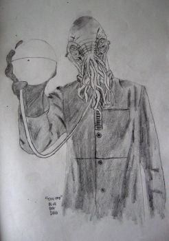 The Ood by BlueBoxDave