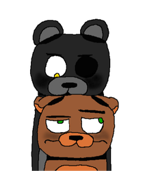 Nedby by fnafgarbage