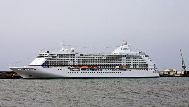 SEVEN SEAS VOYAGER by UdoChristmann