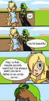 SPM Wtf Comic 6 Mr. L Fail by mariogamesandenemies