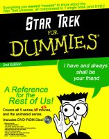 Star Trek Dummies 2nd Edition by LordDavid04