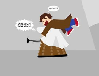 Exterminate a Dalek I Remake C by whosname