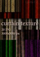 Texture drapes and curtains by Lyotta