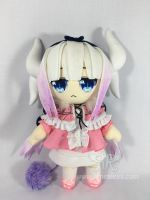 Kanna Kamui - Kobayashi san chi no Maid Dragon by renealexa-plushie