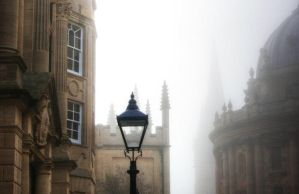 Misty Oxford I by lauchapos