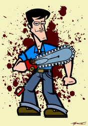 Evil Dead by Cool-Hand-Mike