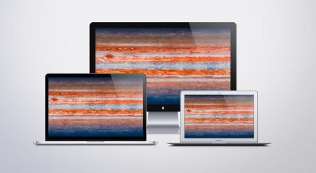 Apple September 9th 4K Jupiter Wallpaper by JasonZigrino