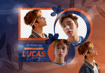 PNG PACK: Lucas #1 by Hallyumi