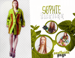 Png Pack 3935 - Sophie Turner by southsidepngs