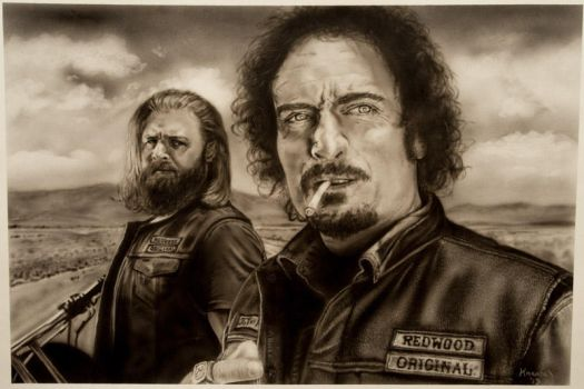 Sons of Anarchy by PatrickKneefel