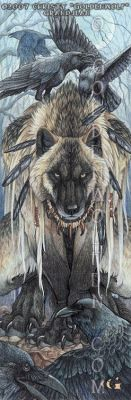Raven Lord by Goldenwolf
