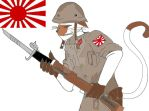 EUROPA: Imperial Japanese soldier by TheDarkKnight1996
