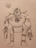 The Z-Biotic/Z-Tech Cyclops by StantheSpider